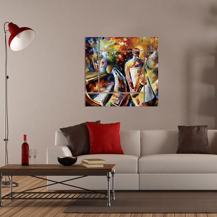 canvas schilderij muurdecoratie