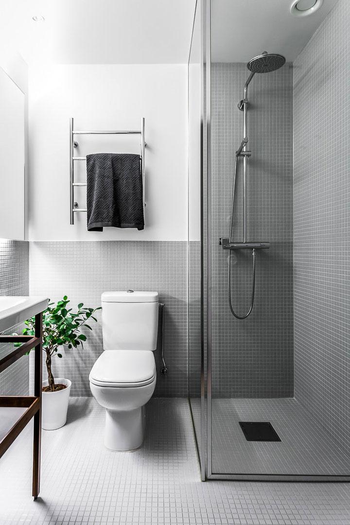 Een mini badkamer inrichten doe je zo - woonmooi