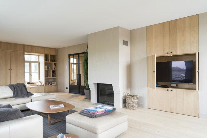 Landelijk Modern Interieur : Een strak landelijk interieur: hoe begin je daaraan? woonmooi