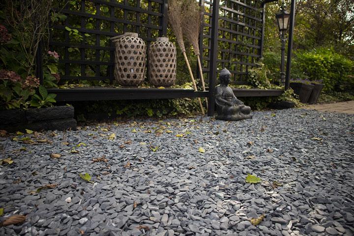 Wonderbaarlijk De mogelijkheden van grind en keien in je tuin - woonmooi FE-05