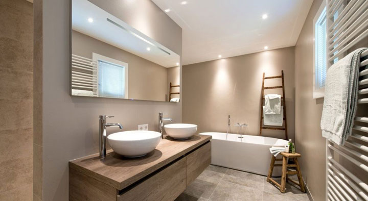 landelijke badkamer idee n voorbeelden en tips woonmooi
