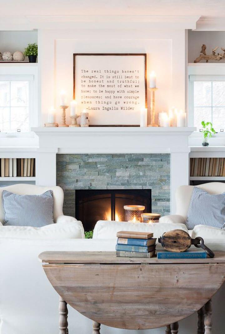8x Schouwdecoratie Inspiratie Voor De Eindejaarsperiode Woonmooi