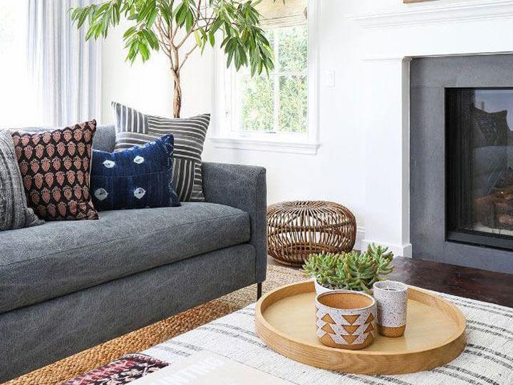 vetplanten woonkamer succulents