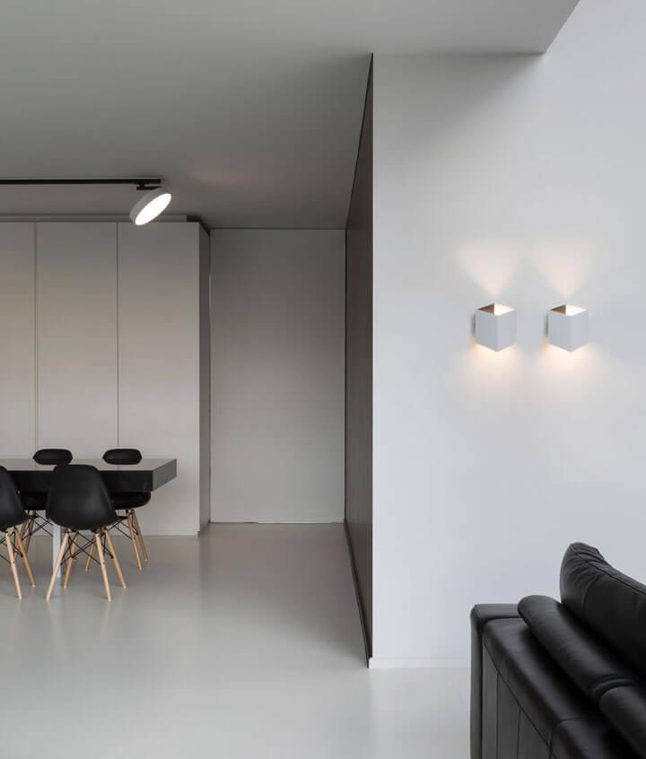 deltalight wandlampen en plafondlamp