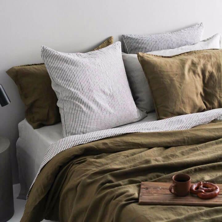 stijlvol bed dekbedovertrek