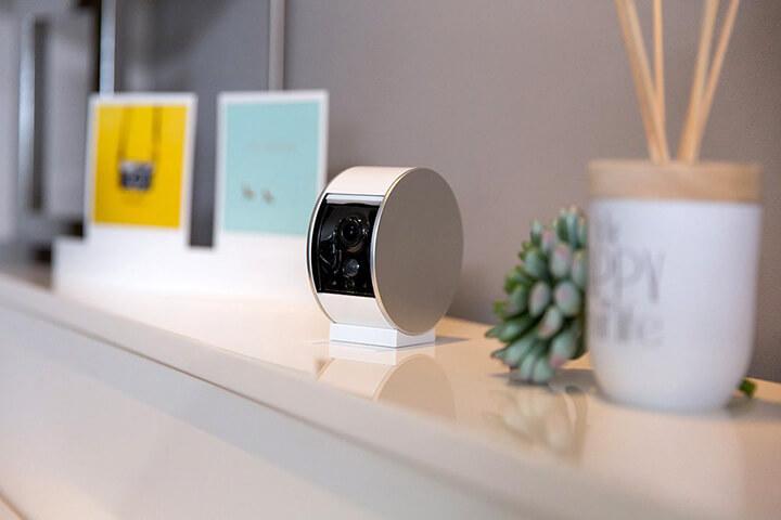 indoor camera voor alarmsysteem