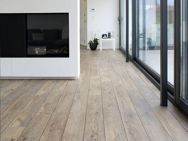 pvc vloer in houtlook