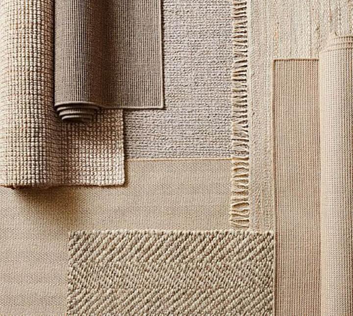 sisal tapijten